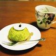 ピスタチオのケーキ - 「アンリ・シャルパンティエ」
