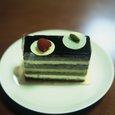 ピスタチオのケーキ - 「ラ・ビュット・ボワゼ」