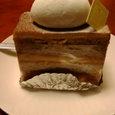 アンプチパケのケーキ